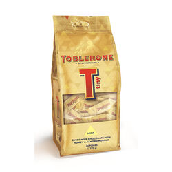 Toblerone Toblerone Tiny Gold Bag 272g