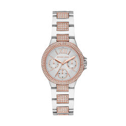 Michael Kors Camille Stainless