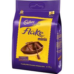Cadbury Flake Miniature Bag  200g