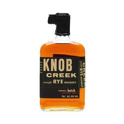 Knob Creek Kentucky Straight Rye Whiskey  American whiskey   |   750 ml  |   United States  Kentucky