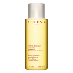 Clarins Toning Lotion with Camomile - Luxury Size 400 ml