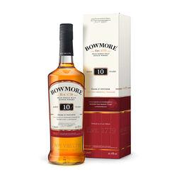 Bowmore 10 Year Islay Single Malt Scotch Whisky Scotch whisky       1 L      United Kingdom  Scotland