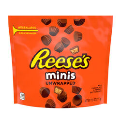 Reese's Mini Peanut Butter Cups Pouch  215g