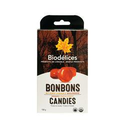 Biodelices Boite Bonbon  100g