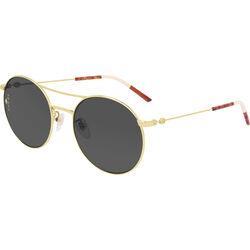 Gucci Gg0680S-001 56 Sunglass Woman Metal Gold GG0680S-001