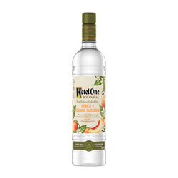 Ketel One Botanical Peach & Orange Blossom  Vodka   |   750 ml   |   Netherlands