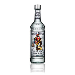 Captain Morgan White White rum   |   1.14 L   |   Canada  Quebec