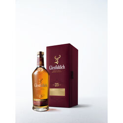 Glenfiddich 25 Year Old Whisky  700ml