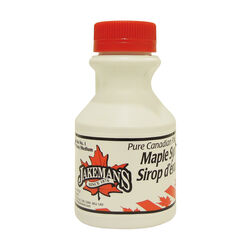 Jakemans Maple syrup in plastic jug 250ML