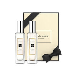Jo Malone London Wood Sage & Sea Salt + Peony & Blush Suede  Duo Cologne 30ml