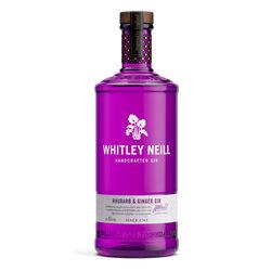 Whitley Neil Rhubarb & Ginger Gin Dry gin   |   1 L |   Royaume Uni  Angleterre
