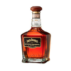 Jack Daniels Single Barrel  Whiskey américain   |   750 ml   |   États-Unis  Tennessee