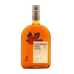 Coureur Des Bois Maple Whisky Liqueur   |   750 ml   |   Canada  Quebec