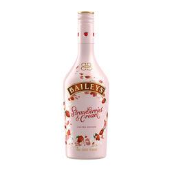 Baileys Strawberries Cream beverage (strawberry)   |   750 ml   |   Ireland