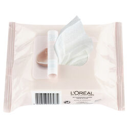 Loreal Fine Flowers Cleansing Wipes Normal to Combination Skin 25 x Wipes