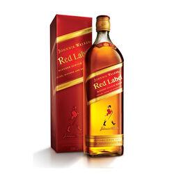 Johnnie Walker Red Label Blended Scotch Scotch whisky   |  1.14L   |   United Kingdom  Scotland