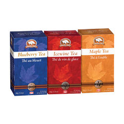 Canada True Specialty Tea Asst 3 Pack