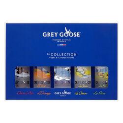 Grey Goose Multi Pack Flavoured vodka   |   250 ml   |   France