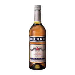 Ricard Aperitif Anise Anise-flavoured spirit - Pastis   |   750 ml   |   France