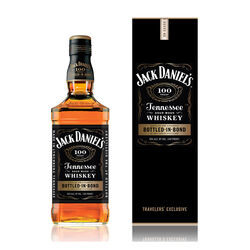 Jack Daniels Bottled in bond Whiskey américain   |   1 L |   États-Unis  Tennessee