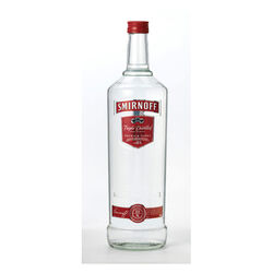 Smirnoff No.21  Vodka   |   1.14 L   |   United States