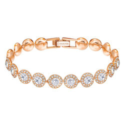 Swarovski Angelic Bracelet  6 5/8 inches