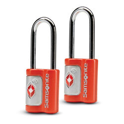 Samsonite 2 Pack Travel Sentry Key Locks