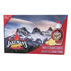 Jakemans Maple Cream Cookie 400g