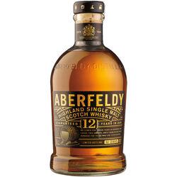 Aberfeldy 12YO Single Malt Scotch Whisky  1ltr