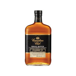 Canadian Club Classic 12 ans  Whisky canadien   |   1 L   |   Canada  Ontario