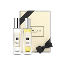 Jo Malone London Wood Sage & Sea Salt  + Lime Basil & Mandarin  Duo Cologne 30ml