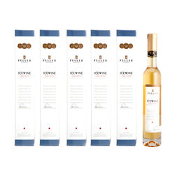 Peller Vidal Vin de glace  |   6 x 200 ml  |  Canada
