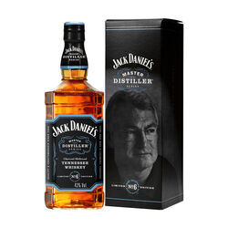 Jack Daniels Master Distiller Series  American whiskey   |   750 ml   |   United States  Tennessee