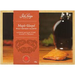 Seachange Seafoods Maple Glaze Smoked Salmon 100g