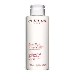 Clarins Moisture-Rich Body Lotion - Jumbo Size 400 ml