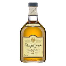 Dalwhinnie 15 ans Highland Single Malt Scotch Whisky  Whisky écossais   |   1 L  |   Royaume Uni  Écosse