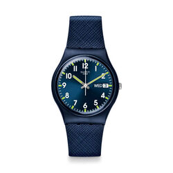 Swatch SIR BLUE