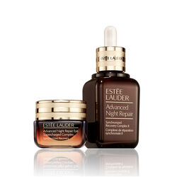 Estee Lauder Ensemble Advanced Night Repair pour le visage et les yeux