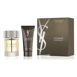 YSL L'Homme Ysl Set Eau De Toilette + Shower Gel (Travel Selection)