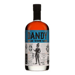 Domaine La France Dandy Old Tom Gin  Flavoured genever   |   750 ml   |   Canada  Quebec