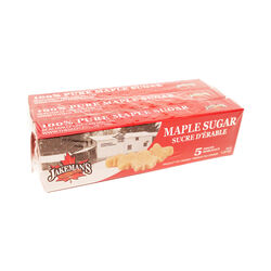 Jakemans 35g Boxed Maple Sugar X 3