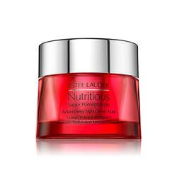 Estee Lauder Nutritious Super-Pomegranate Crème/masque énergisant hydratation lumière
