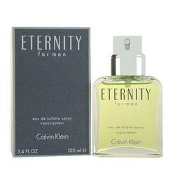 Calvin Klein Eternity Eau de Toilette for him 100ml