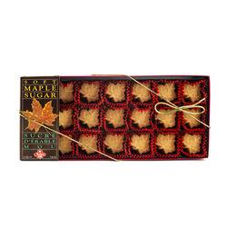 Turkey Hill Maple Sugar Boxed  21pcs