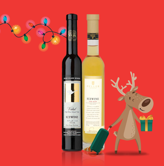 Selected Ice Wine offer
